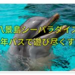八景島シーパラダイスの年パスで毎日遊び尽くす!?年パス攻略法