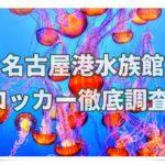 名古屋港水族館 でロッカーの場所は? 意外に使えるテクニック!