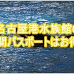 名古屋港水族館の年間パスポートはお得?登録方法と使い方!